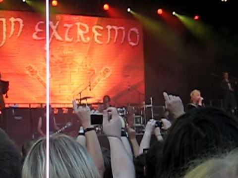 Wahre Jahre Erfurt (24./25.7.2010) - In Extremo (Requiem - Instrumental & 7 Köche)