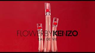 FLOWER BY KENZO Eau De Vie The New Fragrance