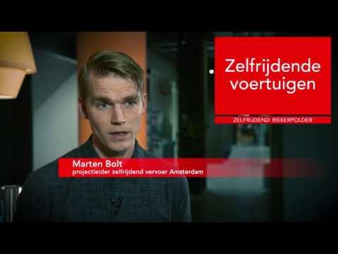 Gemeente Amsterdam - Smart Mobility