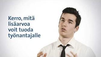 Työhakemusvideo