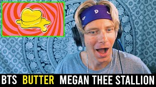 Producer Reacts to BTS (방탄소년단) - Butter (feat. Megan Thee Stallion)