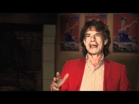 Exclusive Mick Jagger interview