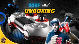 SCUF Gaming Infinity 4PS Controller Unboxing and Review with Gamers Bundle Accessories