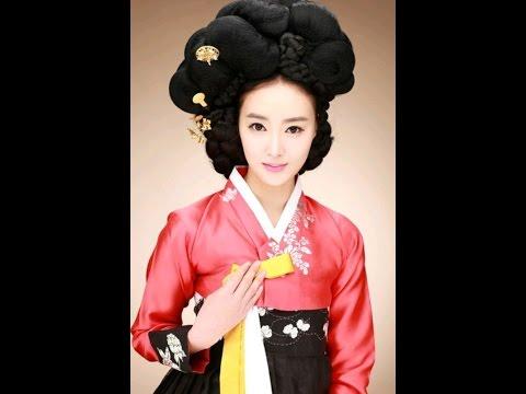Прическа в китайском стиле прическа Rihanna китайская Princess of China