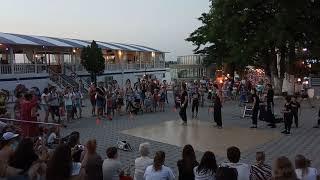 NEW PLANET DANCE - Лучшее уличное шоу в Анапе! 2019г.