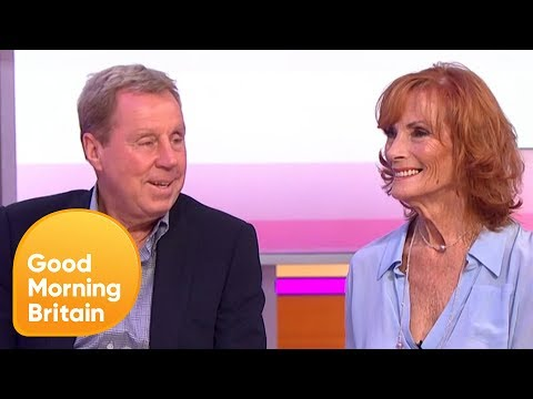 Harry and Sandra Redknapp Reveal All About Their 54 Year Marriage   Good Morning Britain