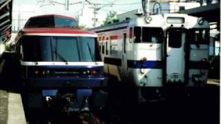 大村線経由で長崎と佐世保を結んでいた特急シーボルト。 そのシーボルト...