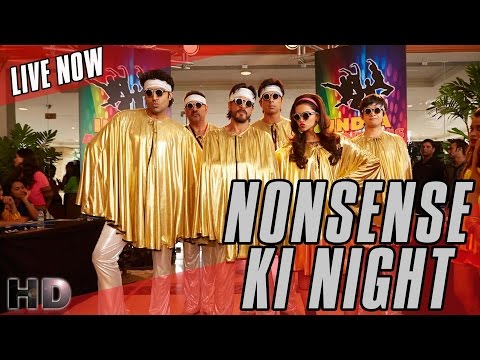 "OFFICIAL: ""Nonsense Ki Night"" VIDEO Song | Happy New Year | Shah Rukh Khan | Mika Singh"