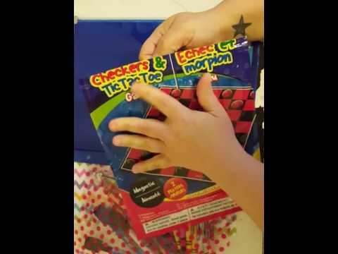 Diy Travel Activity Kit for Kids!