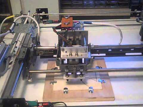 Laser Diode CNC Machine