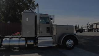 2014 Peterbilt Flat Top Sleeper / Charter Trucks - u10359