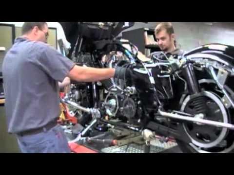 Screamin' Eagle 120R High-Performance Crate Motor