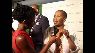 Iyanla Vanzant | Carla Mechele | 365Black Awards at Essence Festival