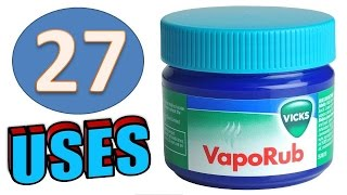 27 Amazing Uses & Benefits of Vicks Vaporub You Must Know