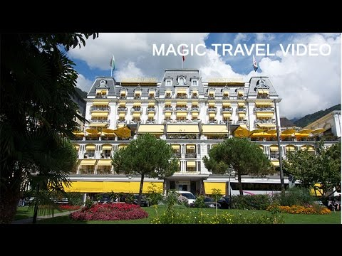 Montreux tour - Switzerland - Grand Hotel Suisse Majestic