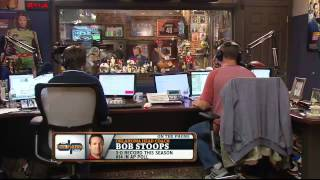 Bob Stoops on the Dan Patrick Show 9/26/13