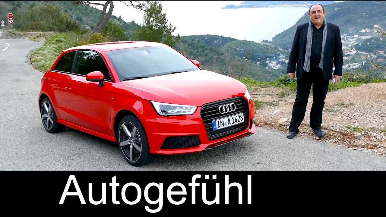 audi a1 sportback facelift full review test driven 2016. Black Bedroom Furniture Sets. Home Design Ideas