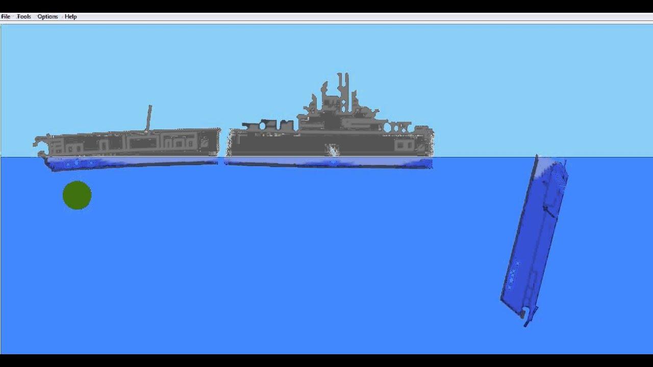 Игра симулятор крушение корабля скачать