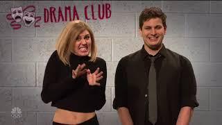 Miley Cyrus - Drama's Club - Saturday Night Live season 43x6 (4 nov 2017)