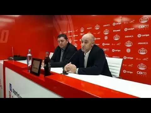 Presentación de Alberto Jiménez Monteagudo, nuevo entrenador del CD Lugo