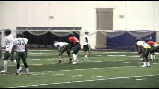 Oregon Ducks Spring Football Practice