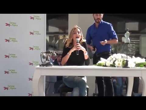 Özge Ulusoy Forum Fashion Week İçin Forum Aydın'da!