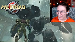 Metroid Prime - First Playthrough (Day 3)