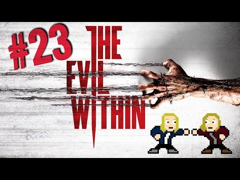 """The Evil Within: Ep. 23 """"Ehhh Semantics"""""""