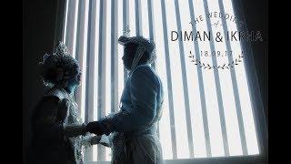 Cinematic Wedding + Short Movie Iqra \u0026 Diman By Sky Photography Mks