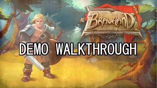 Braveland PC Demo Walkthrough