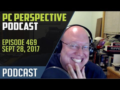 Podcast #469 - Marseille mCable, Core i9, Coffee Lake, Vega mGPU, and more!
