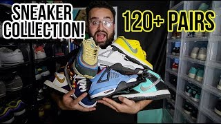 My ENTIRE Sneaker Collection 2020!