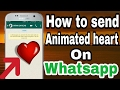 Whatsapp Emoji | How to Send Animated Emoji on whatsapp | Animated Emoji | Live Emoji By itech