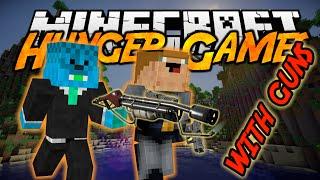 Minecraft: HUNGER GAMES WITH GUNS! [#2] (ft. MarkoKOFS)