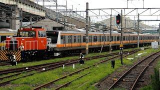 2020/07/14 【試運転】 E233系 T38編成 大宮総合車両センター   JR East: Test Run of E233 Series T38 Set at Omiya