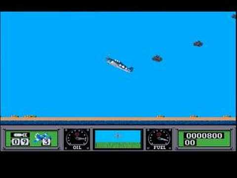 Amiga wings of fury youtube for Wings of fury