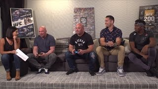 EA SPORTS UFC 3 Live Stream: Dana White vs Matt Serra Gameplay
