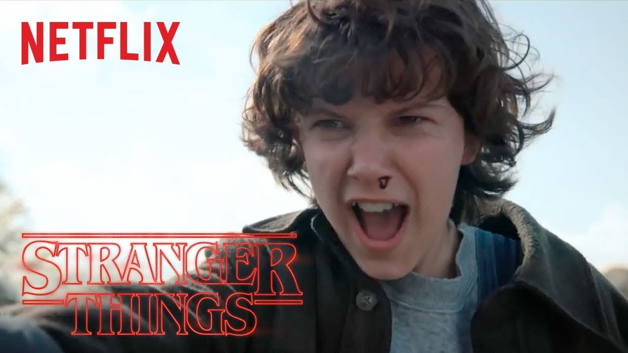 Finn Wolfhard shares his texts from the 'It' and 'Stranger