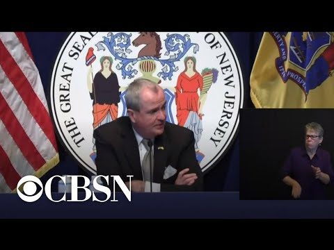 """Governor Phil Murphy warns New Jersey """"in for several hard months"""" despite COVID-19 vaccine"""
