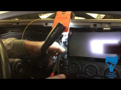 installing-a-2-din-radio-into-a-2002-chevy-avalanche-(1-1/2-din-space)