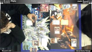 ARG Raleigh Round 2 - Brandon Wigley (Chaos Shaddolls) vs. Justin Russell (Qliphorts)