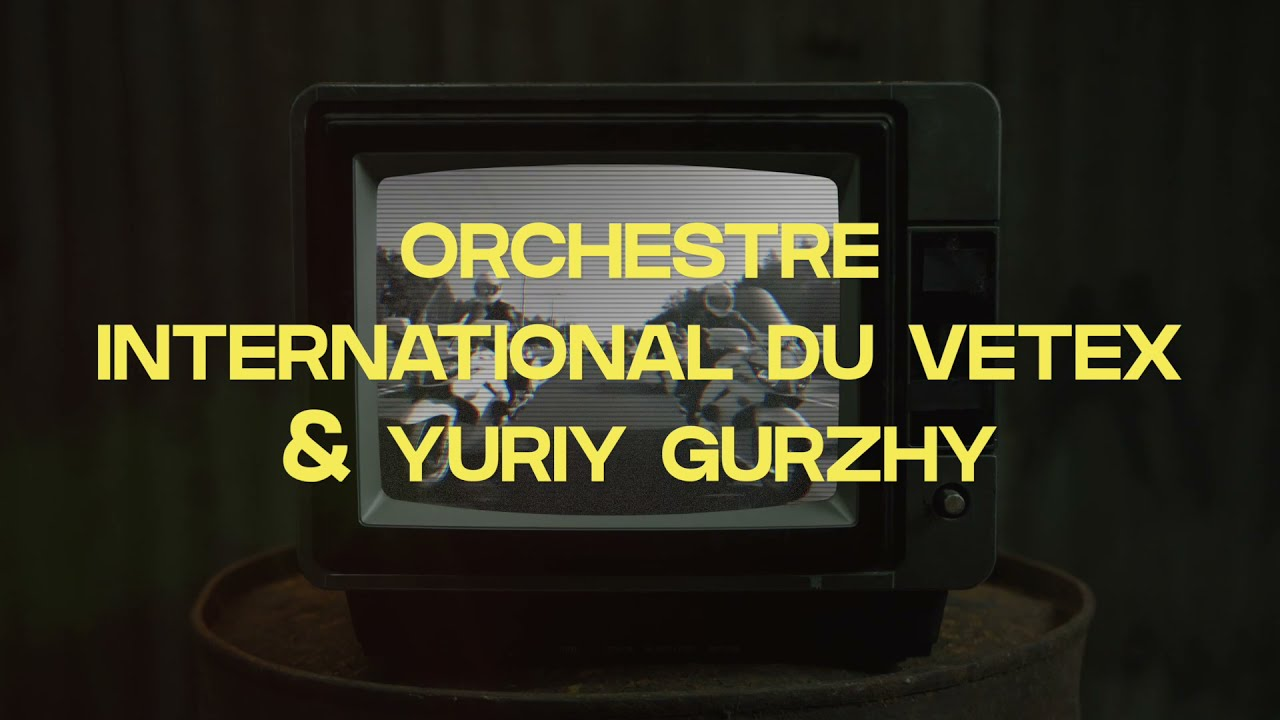 Fly 2 Minsk - Orchestre International du Vetex & Yuriy Gurzhy feat. Veranika Kruhlova & Panienki