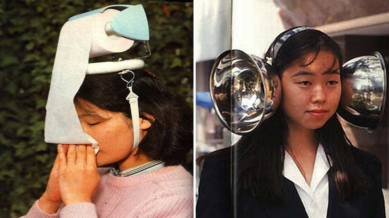 Funny Japanese inventions