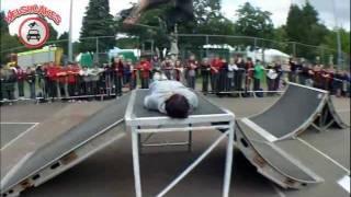 Welshcakes - Ponty Skate Demo. Raving