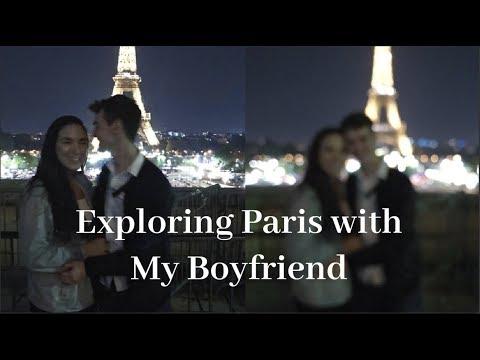 EXPLORING PARIS WITH MY BOYFRIEND