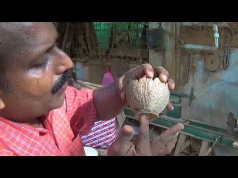Coconut Shell Craft - Alleppey