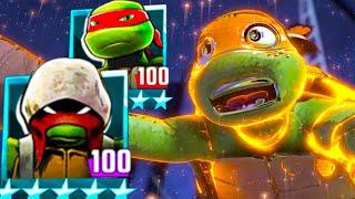 Elite War Ninja Turtles - Teenage Mutant Ninja Turtles Legends
