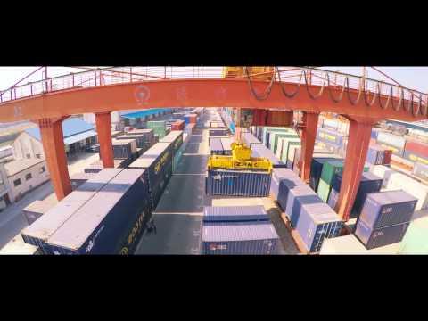 Far East Land Bridge - The Fastest Train Trailer