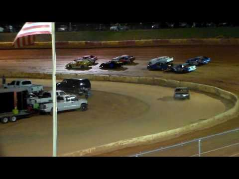 Friendship Motor Speedway(EXTREME STOCK 4's) 4-15-17
