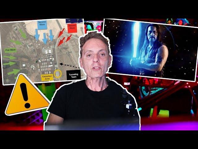 Todo el mundo saliendo del Area 51 VIEJO y con un Alien nuevo-Wefere NEWS